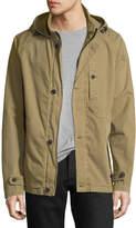 Civil Society Twill Military Anorak Jacket
