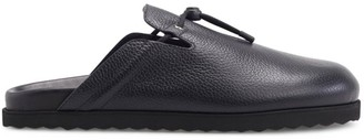 Buscemi Pietro Leather Slippers