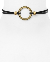 Vanessa Mooney O-Ring Choker Necklace, 12 - 100% Exclusive