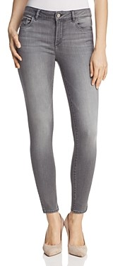 DL1961 Dl Instasculpt Florence Ankle Skinny Jeans in Drizzle