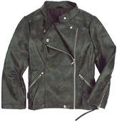 Side-Zip Motorcycle Jacket