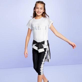 Girls' Short Sleeve Mesh T-Shirt - More Than MagicTM