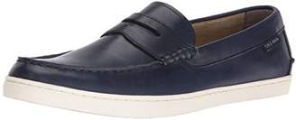 Cole Haan Men's Pinch Weekender Loafer Boat Shoes, Blue (Blazer Blue), (41 EU)