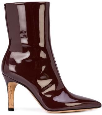 Maison Margiela pointed-toe ankle boots