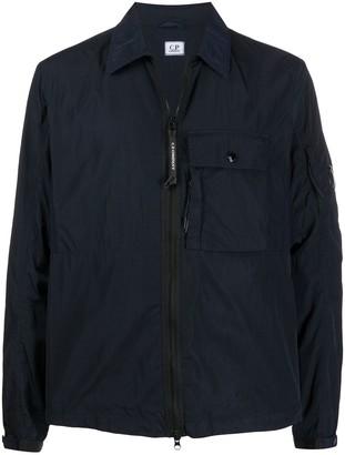 C.P. Company Utility Zip Shirt Jacket