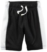 Carter's Little Boys' Lightweight Mesh Athletic Shorts