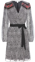 Diane von Furstenberg Bianka printed dress