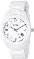 Bulova Caravelle New York by Women's 45M107 Ceramic Watch