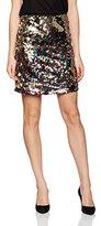 Dorothy Perkins Women's Sequin Mini Skirt