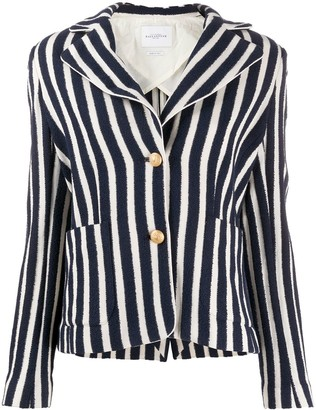 Ballantyne Striped Heritage Blazer