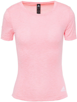 adidas Textured Stretch T-shirt