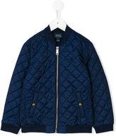 Ralph Lauren quilted jacket - kids - Polyester - 2 yrs