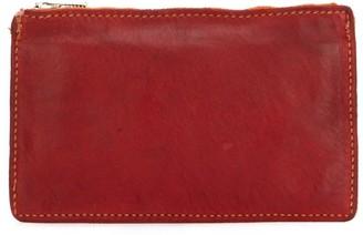 Guidi Zipped Clutch Bag