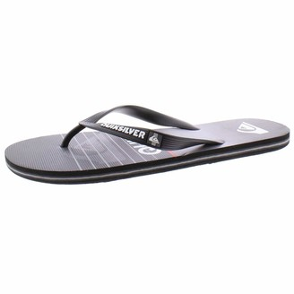 Quiksilver mens Molokai Highline Slab Sandal
