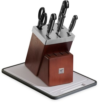 Zwilling J.A. Henckels Pro Self-Sharpening 7-Piece Knife Block Set