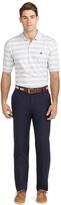 Brooks Brothers Clark Fit Plain-Front Linen and Cotton Pants