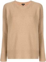 Theory round neck sweater