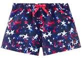 Schiesser Girl's Aqua Beach Swim Shorts