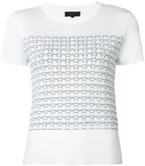 Rag & Bone Gwenn T-shirt - women - Viscose - XS
