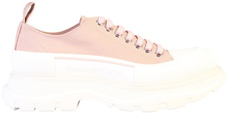Alexander McQueen Two-tone Sneakers