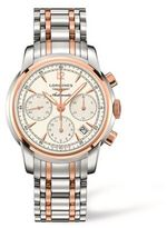 Longines Saint-imier Chronograph Bicolour Watch