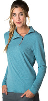 Amalfi by Rangoni Women's Toad & Co Swifty Quarter Zip
