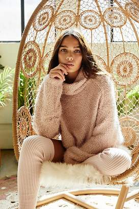 Free People Heatin Up Bubble Pullover