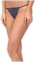 Le Mystere Sophia Lace String Thong