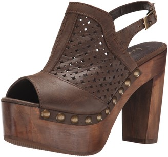 Cordani Five Worlds by Women's Tampico Platform Sandal