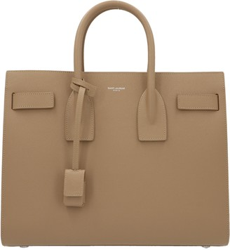 Saint Laurent Classic Sac De Jour Small Tote Bag