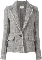 Etoile Isabel Marant 'Lacy' bouclé jacket - women - Cotton/Linen/Flax/Polyamide/other fibers - 42