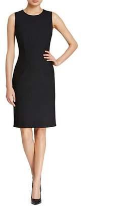 BOSS Dirusa Fundamental Sheath Dress