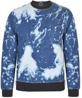 DSQUARED2 Bleach Effect Sweatshirt