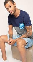 Esprit OUTLET patchwork t-shirt