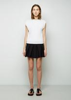 Alexander Wang Asymmetric Pleated Skirt