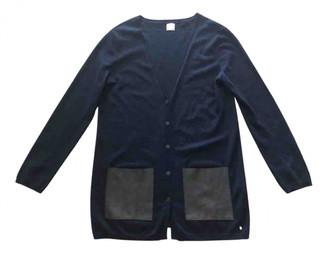 Des Petits Hauts Blue Wool Knitwear