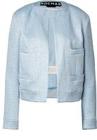ROCHAS Silk-Cotton Blend Jacket
