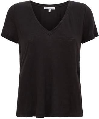 Good American Linen T-Shirt
