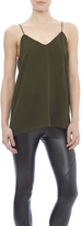 Blaque Label Essential Olive Green Tank