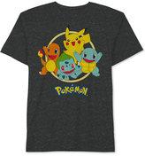 Pokemon Graphic-Print T-Shirt, Little Boys (4-7)