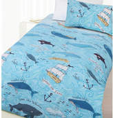 Whales Glow In The Dark Quilt Cover Set