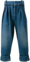 J.W.Anderson cropped jeans - men - Cotton - 50