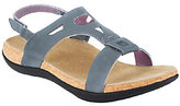 Spenco Orthotic Leather Sandals with Backstrap- Tora
