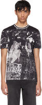 Dolce & Gabbana Black Marilyn T-shirt