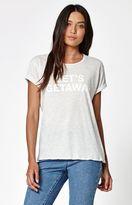 Billabong Let's Getaway Boyfriend T-Shirt