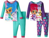 Nickelodeon Shimmer and Shine Set (Baby) - Multicolor - 24 Months