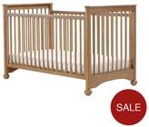 Mothercare Charleston Cot Bed -Natural