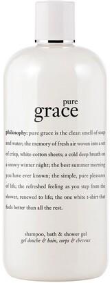 philosophy Pure Grace Shampoo Bath And Shower