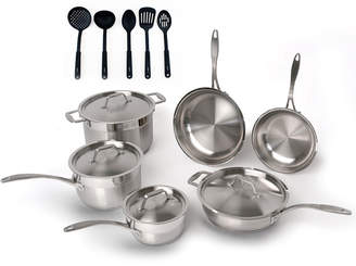 Berghoff Professional 15Pc 18/10 Stainless Steel Cookware Set