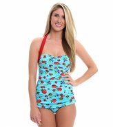 Girl Howdy Girlhowdy Annie Frock One Piece Swimsuit 8117893